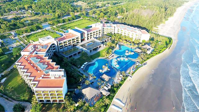 Đến Vietsovpetro resort để chuyến du lịch của bạn thêm hoàn hảo
