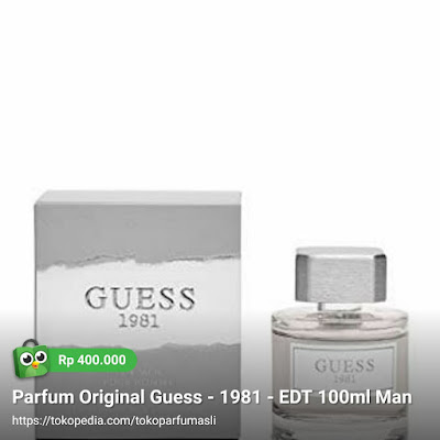 guess 1981 edt 100ml man