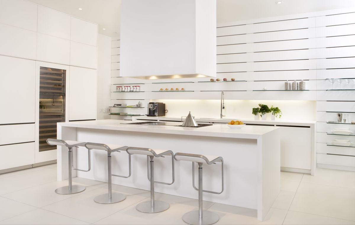 kitchen design ideas: Modern White Kitchen? Why Not? on Modern Kitchen Design Ideas  id=53094