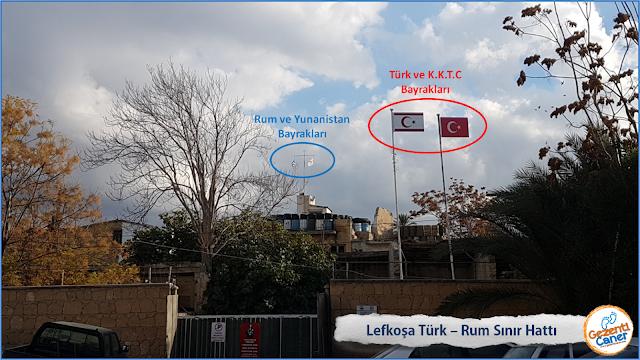 Lefkosa-Turk-Rum-Siniri