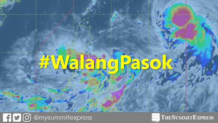#WalangPasok: Class suspensions for Wednesday, September 13, 2017