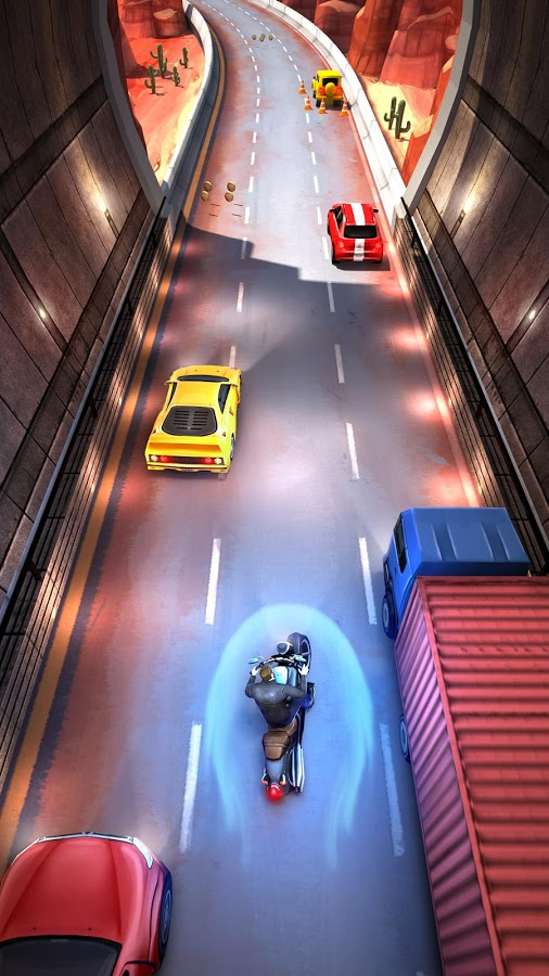 Moto Racing 2 Burning Asphalt MOD APK