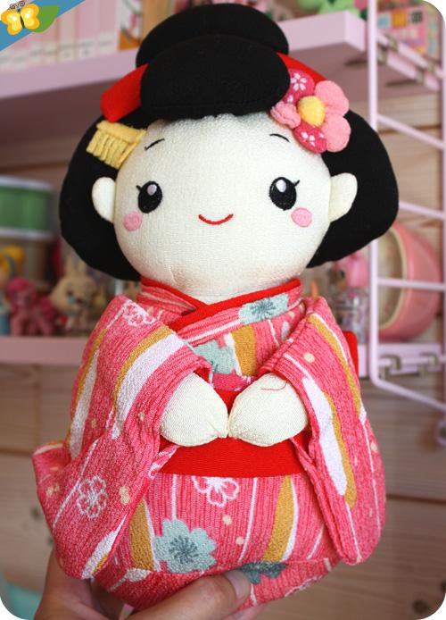 ♥ Nos poupées kokeshi ♥