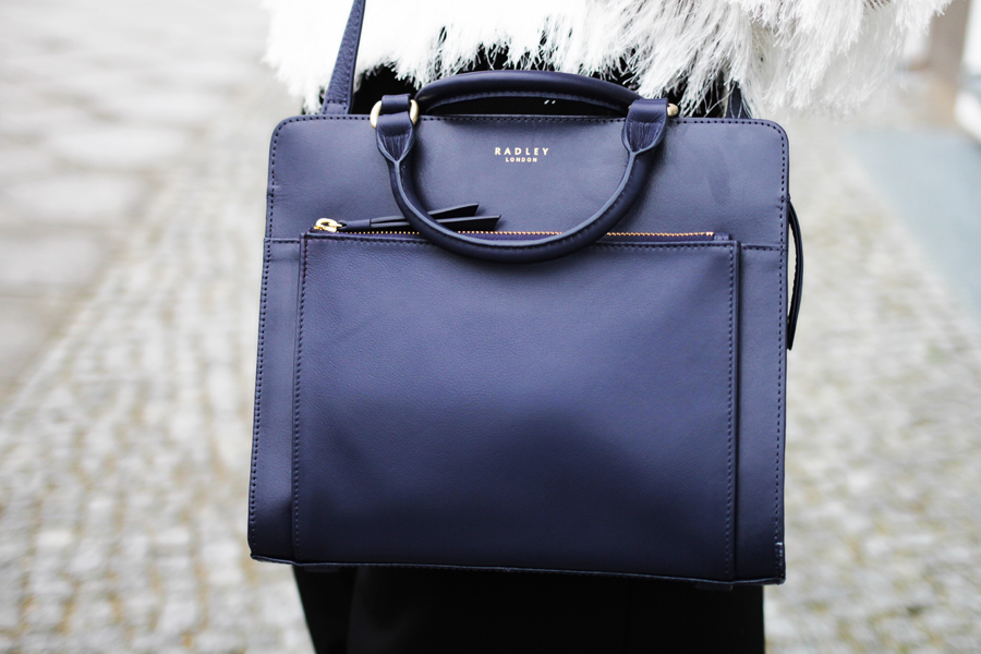radley bag fashion outfit