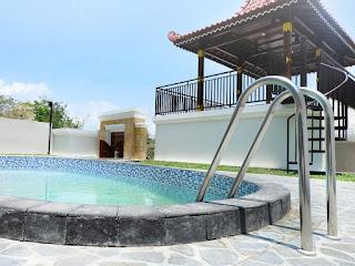 Rumah Sewa Harian di Jogja Ada Kolam Renang Dekat Wisata Kasongan