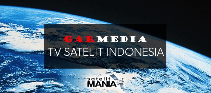 Inilah Daftar Terbaru Channel Garmedia di Satelit Measat 3a