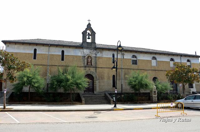 onvento de la Divina Pastora, antiguo hospital de Santiago, Villafranca del Bierzo, León