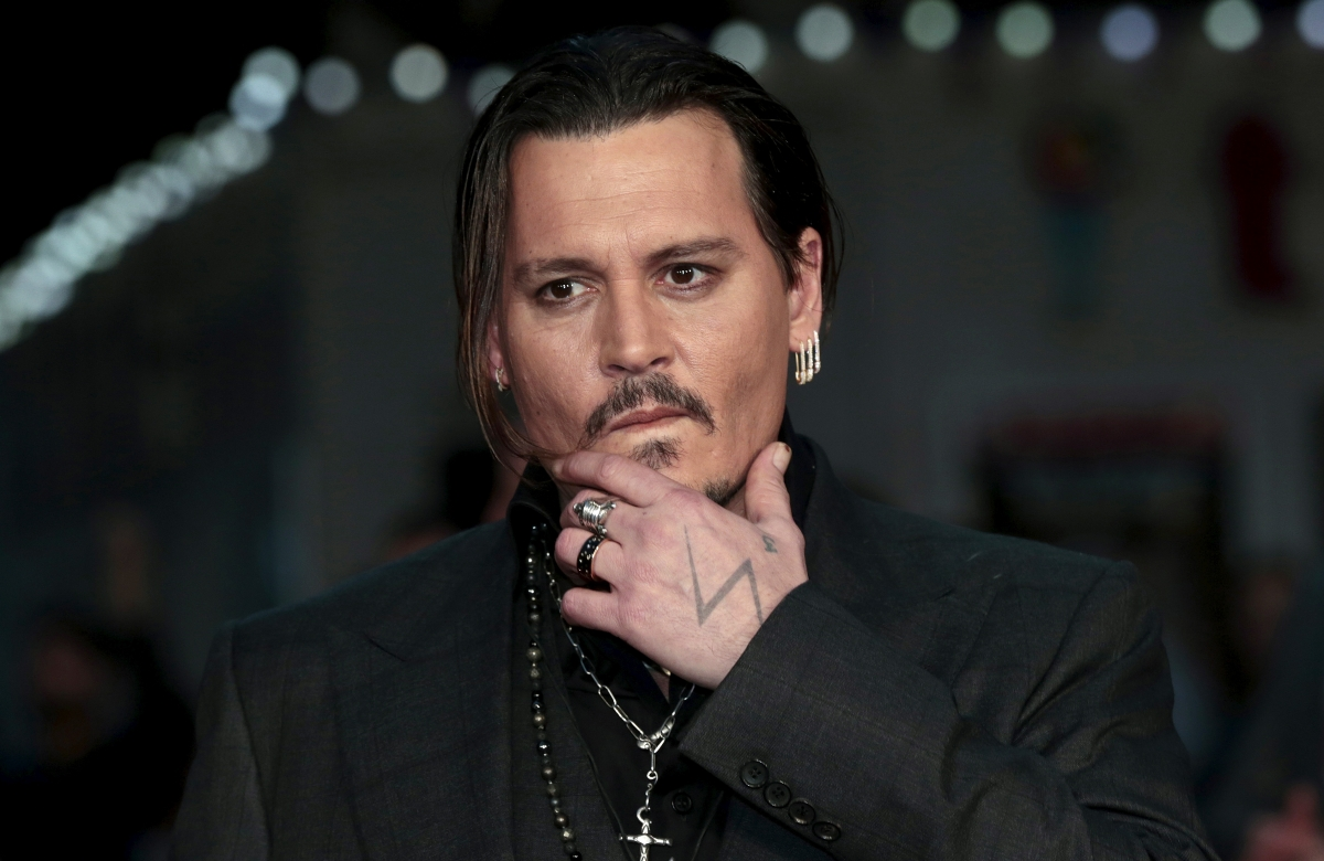 Johnny Depp Suing Business Managers For $25 Million In Damage