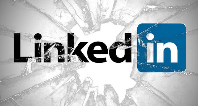 Hacker coloca-se 167 milhões de senhas do LinkedIn à venda
