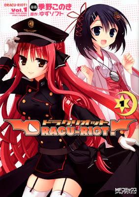 Manga Dracu-Riot! Bahasa Indonesia