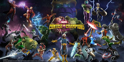 Download Game Marvel Contest of Champions 17.1.5 Apk + Mod + Data Android Terbaru