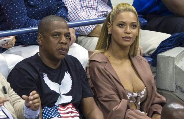 Beyonce's twins are very different