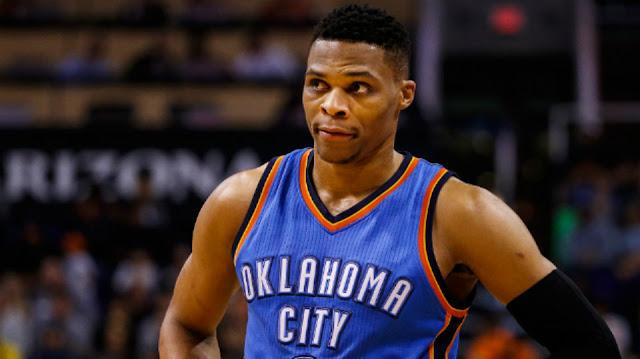 Russell Westbrook va porter le Thunder durant cette saison NBA 2016-17
