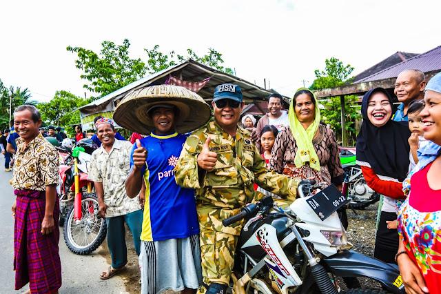 Turun Ke Desa, Paman Birin Ingin Langsung Serap Aspirasi Masyarakat