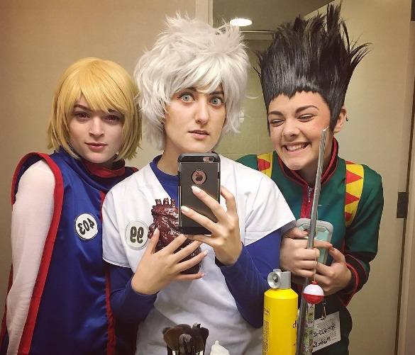 30 Amazing Hunter x Hunter Cosplays! Kurapika Killua Gon anime