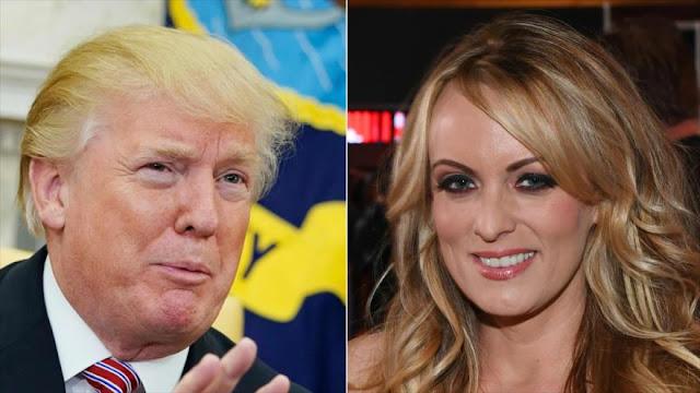 Relaciones de Trump y actriz porno, más serias de lo que se cree