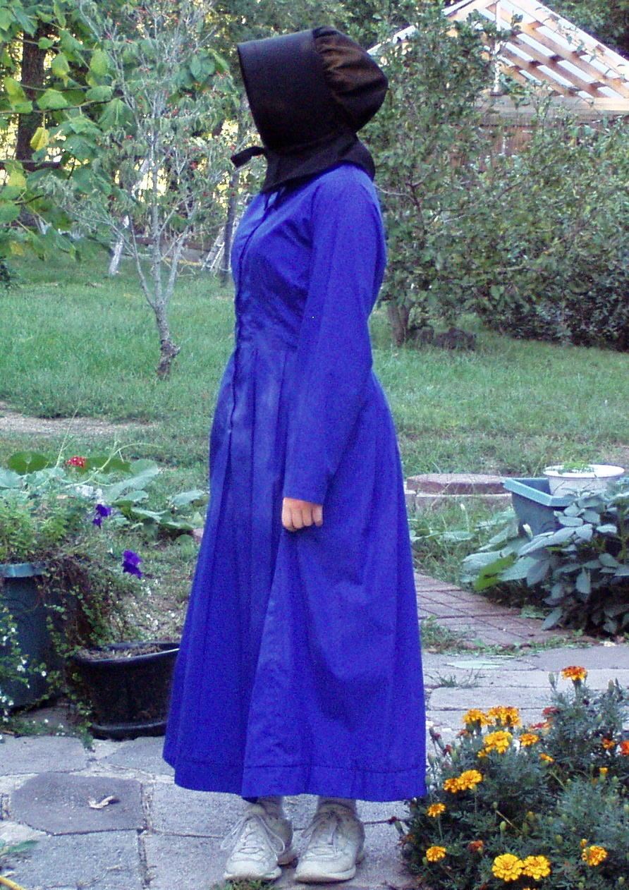 She Shall Be Called Woman: Making an Amish Dress