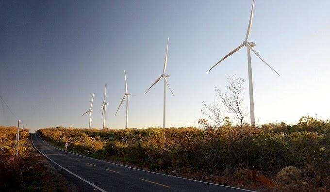 Bahia vai assumir liderança da energia eólica do país neste semestre