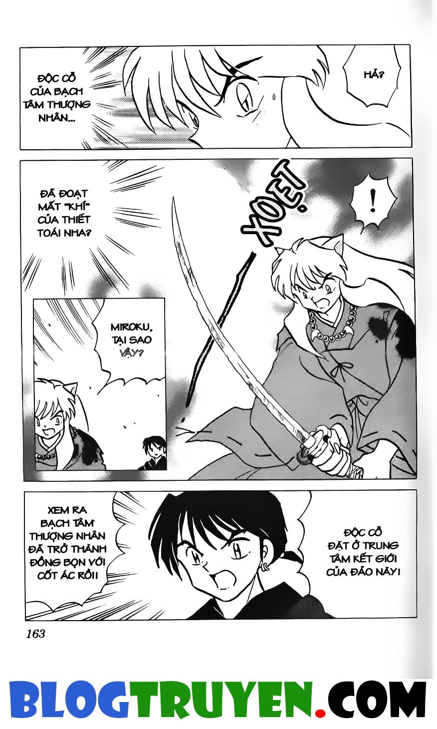 Inuyasha vol 26.9 trang 11