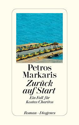 Zurück auf Start - Ein Fall für Kostas Charitos von Petros Markaris