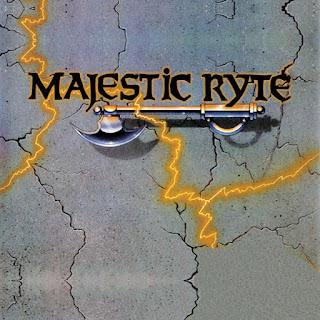 Το ομώνυμο ep των Majestic Ryte
