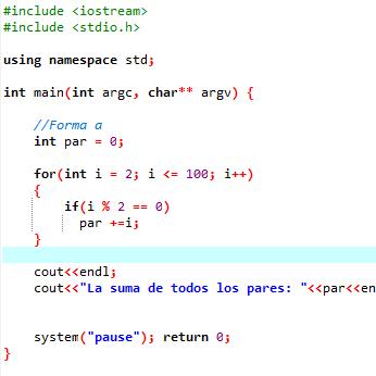 Simple Programación