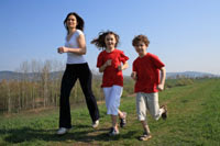 Pentingnya Olahraga Untuk Pertumbuhan Anak