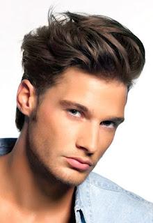 Model Rambut Casual
