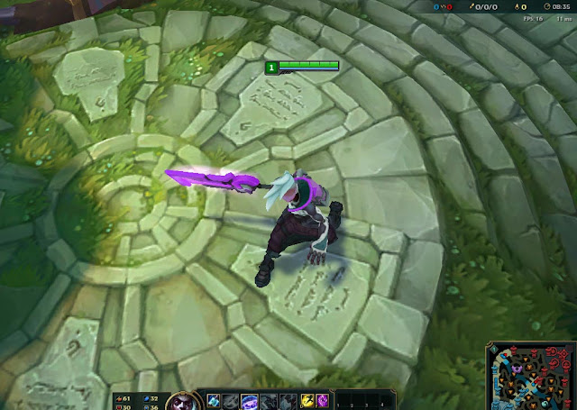 Mod Skin Ekko Void Project