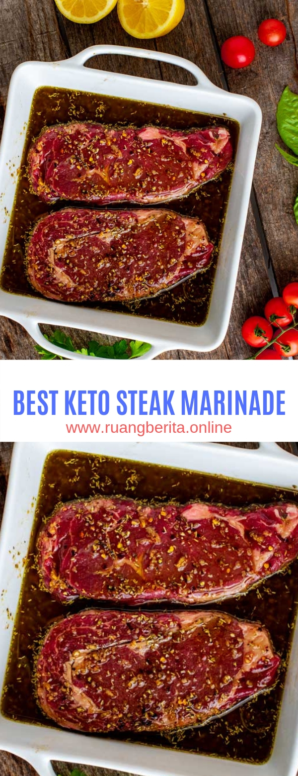 Best Keto Steak Marinade