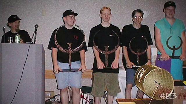 Quake champions trophies