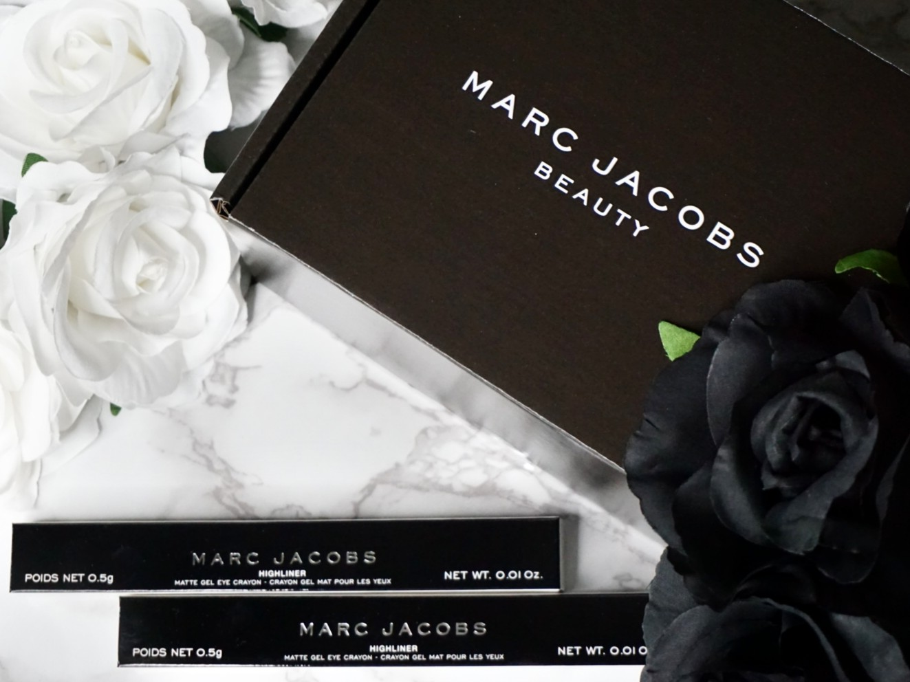 FIRST LOOK AT THE MARC JACOBS MATTE GEL EYE HIGHLINERS. ARE THEY TRULY WORTH THE PURCHASE?