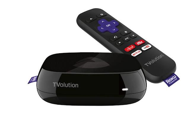 PLDT HOME Roku Powered TVolution