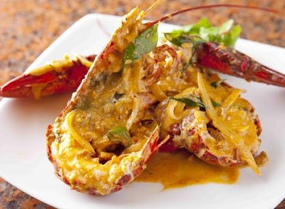 Resep Lobster Bumbu