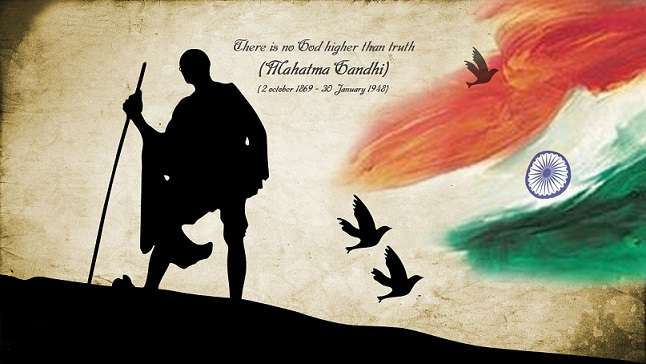 Gandhi Jayanti Pictures Images Graphics Clipart