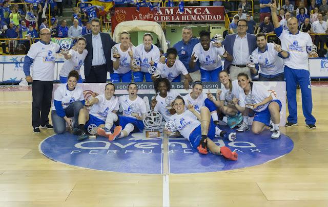 BALONCESTO - Playoffs Liga Femenina 2015/2016: llega la cuarta liga de Perfumerías tras un final más de infarto
