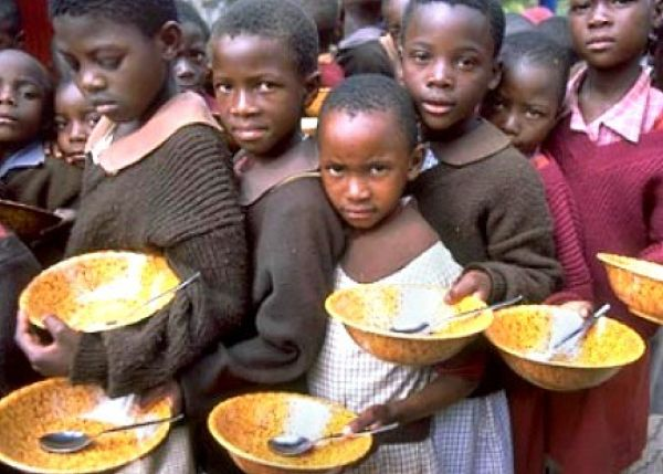 One in four sub-Saharan Africans goes hungry every day     UNDP reportHungry People In Africa