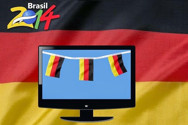 Tips Menghemat Kuota Saat Streaming Piala Dunia 2014 Brasil