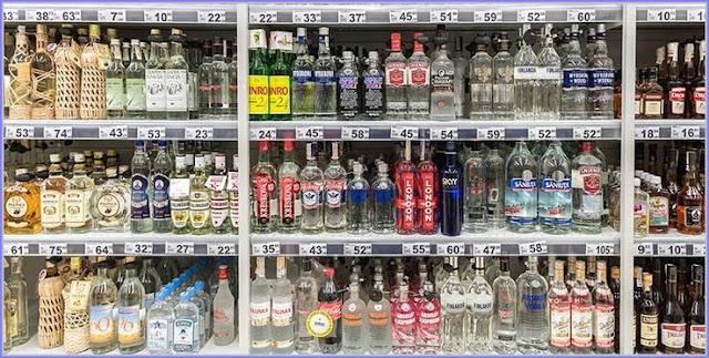 best cheap liquor store near me