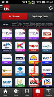 Download 9 Aplikasi TV Streaming Online Android Terbaik 2017