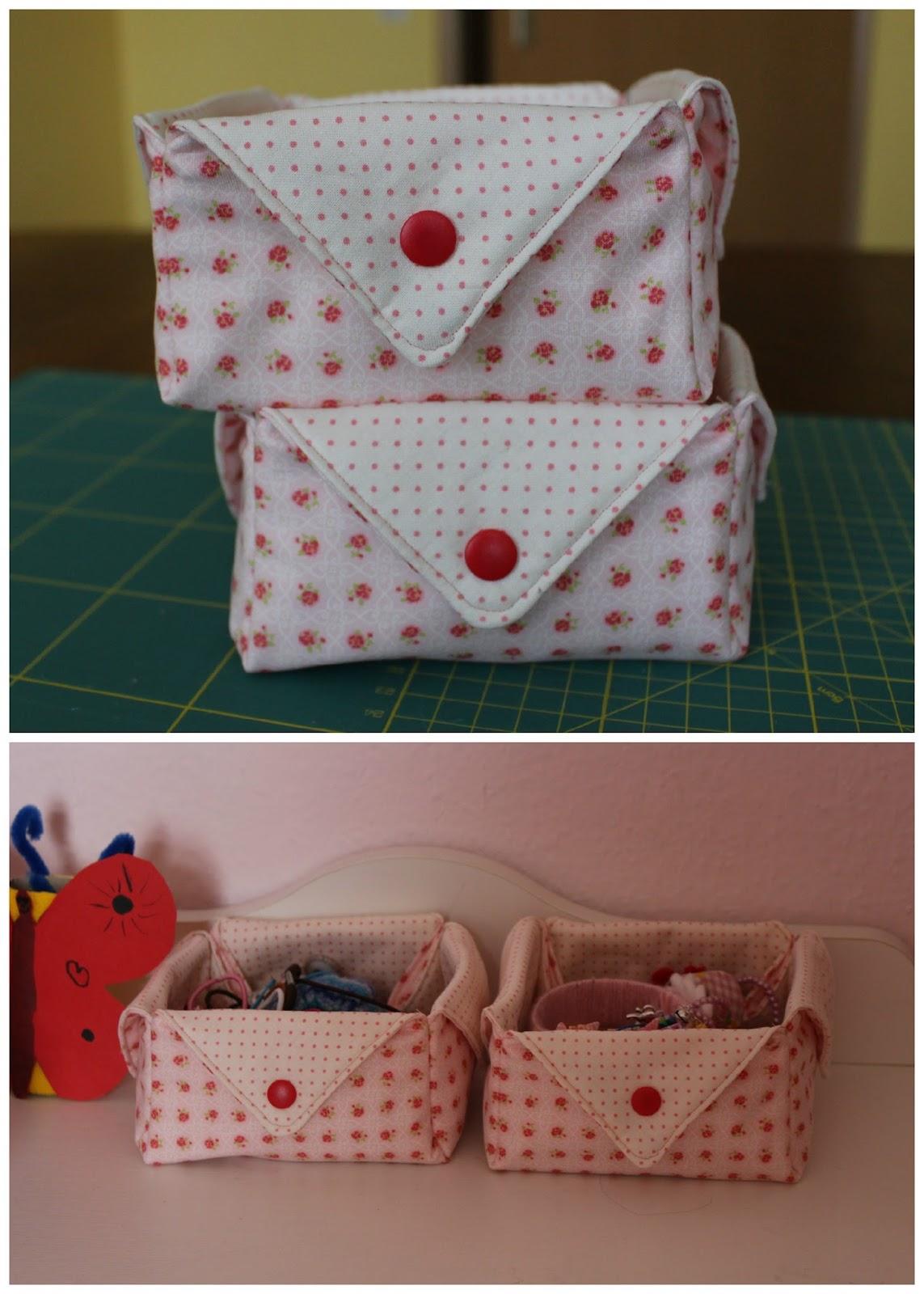 Cestini Da Lavoro Per Cucito mamma gioca: tutorial: come cucire un cestino di stoffa