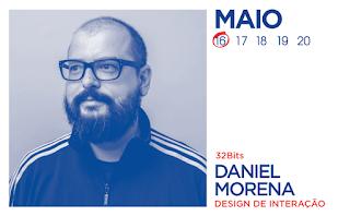 Retrato de Daniel Morena
