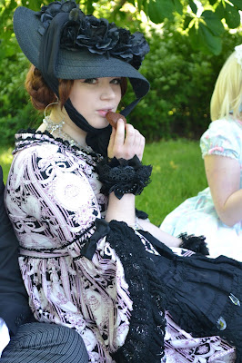 mintyfrills kawaii cute classic gothic lolita fashion