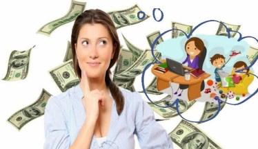 LADANG USAHA: Bisnis Usaha Rumahan Modal Kecil Untuk Ibu ...