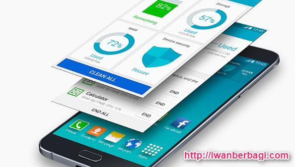 Memaksimalkan Smart Manager Samsung A5