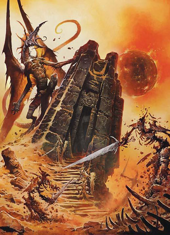 The Dicecaster Dark Sun On 5th Edition