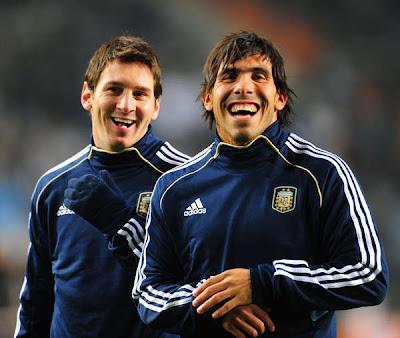 Messi-y-Tevez