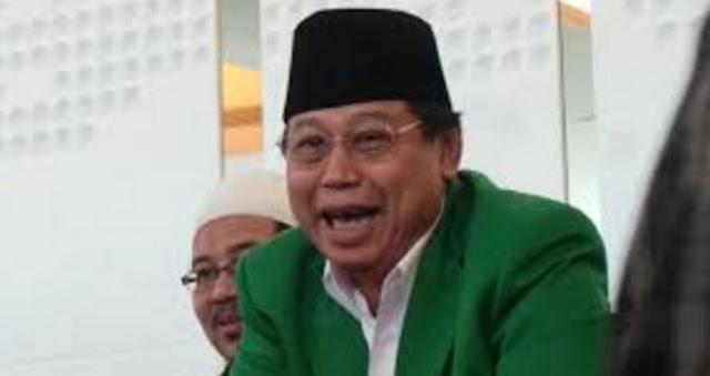 Kata Djan Faridz: Banyak Menteri Jokowi Yang Tidak Pro Umat Islam
