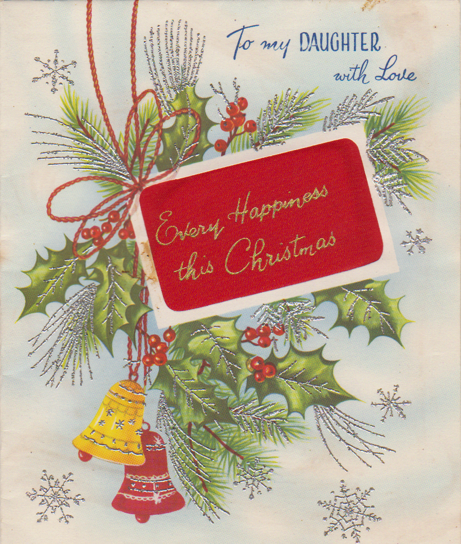 Pivotal Xpressions: Vintage Christmas Cards