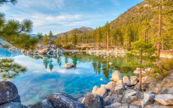 Wallpaper: Lake Tahoe